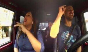 Rut Karina y Rossy War: La combi karaokera con las reinas de la tecnocumbia