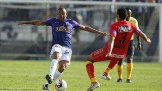 Alianza Lima derrotó 1-0 a Sport Huancayo en Matute