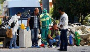 Ataque suicida del Estado Islámico deja tres policías muertos en Turquía