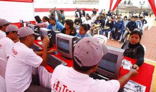 MTPE: feria laboral ofrece más de 6 mil empleos en Lima Norte