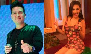 ¿Deyvis Orosco y Stephanie Valenzuela juntos? 'Cumbiambero' aclara los rumores