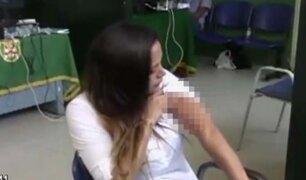 """""""Chico Reality"""" es detenido por agredir a su pareja en Chiclayo"""
