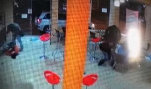 SMP: ladrones hacen de las suyas en panaderías