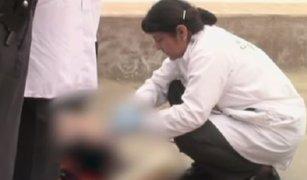 Hallan cadáver de mujer en malecón de San Bartolo
