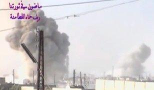 Siria: se registran nuevos bombardeos en Aleppo