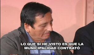 La Victoria: denuncian que municipio contrató personal para agredir a comerciantes