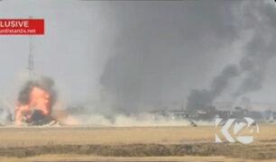 Irak: lanzan operación para liberar a Mosul del ISIS