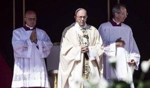 Papa Francisco canonizó a siete nuevos santos, entre ellos dos latinoamericanos