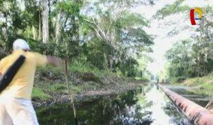 Loreto: denuncian octavo derrame de petróleo