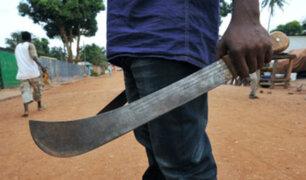 México: Mutilan a seis sujetos acusados de ladrones en el estado de Jalisco