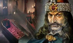 Sortean una noche para dos en el castillo de Drácula en Transilvania