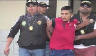 Capturan a integrante de banda delincuencial 'Los malditos de Bayóvar'