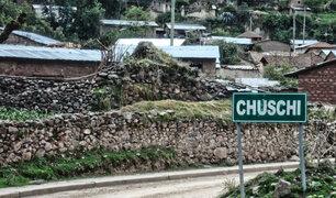 Chuschi, el lugar del primer atentado de Sendero Luminoso
