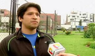 Instructor explica por qué ejercita a ritmo de huayno