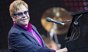 Elton John lanzará su primer libro autobiográfico para el 2019