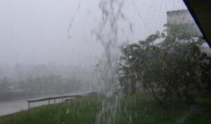 Tarapoto: fuertes vientos afectan decenas de viviendas