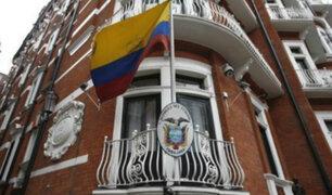 Inglaterra: denuncian que Ecuador corta el acceso a internet a Julian Assange