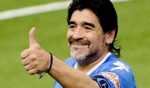 Diego Maradona: equipo evita que niños sean reclutados por ISIS