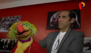 """""""Con el muñeco en la mano"""": un show solo para adultos"""