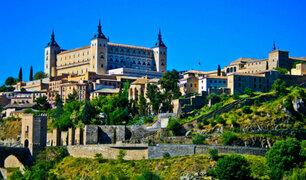 Disfruta de los atractivos de la ciudad española de Toledo