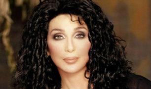 Cantante Cher anuncia su regreso a los escenarios