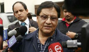 Carlos Moreno fue suspendido del Hospital Arzobispo Loayza