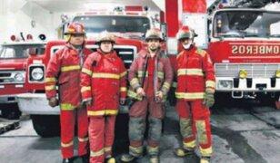 Interior del país: equipos e instalaciones de bomberos se encuentran en pésimas condiciones