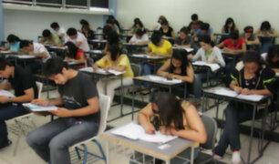 Atención estudiantes: ofertas académicas para el Perú y extranjero