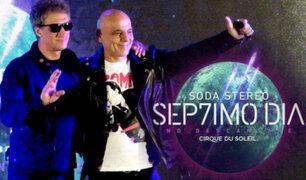 """""""SEP7IMO DÍA"""" de Soda Stereo llegará a Lima en Junio del próximo año"""