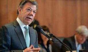 Colombia: Santos busca salvar acuerdo de paz