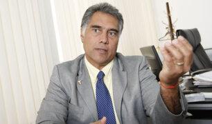 Expresidente del IPD Francisco Boza fue detenido esta mañana en Miraflores