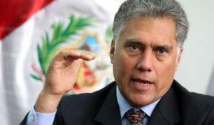 Congresistas se pronunciaron sobre detención de Francisco Boza