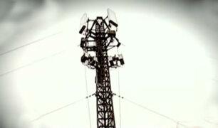 San Juan de Lurigancho: vecinos impiden instalación de antena de telefonía