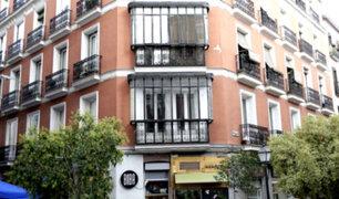 La Batería llegó a la casa de Juan Gabriel en España