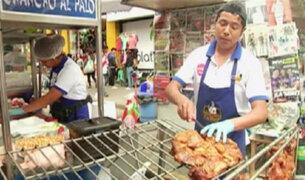'Cocineros de la calle': los reyes de la comida al paso