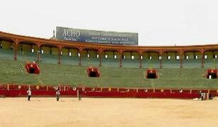 Remodelan plaza de Acho por sus 250 años