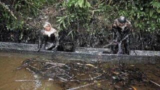 Petroperú reporta nuevo derrame de crudo en Loreto