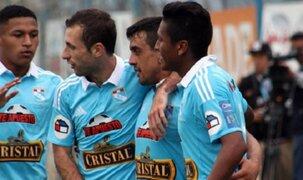 Sporting Cristal goleó 7-2 a César Vallejo en el Gallardo