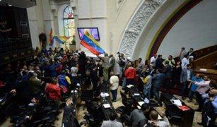 Venezuela: Parlamento declara que existe un golpe de Estado del chavismo