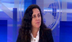 Ministra de Salud afirma que procesos de afiliación del SIS serán revisados