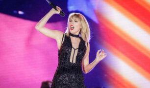 Taylor Swift sorprende a fans al cantar tema para su exnovio