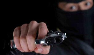 San Isidro: asaltan a esposos recién llegados del extranjero