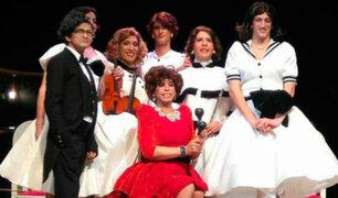 Orquesta de señoritas: el sueño inconcluso de Ricky Tosso