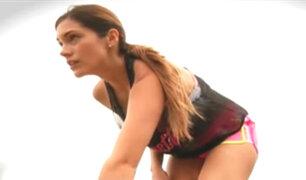 Darlene Rosas y sus mejores tips para lucir una figura perfecta