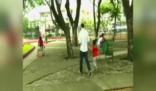 Atención padres: niños expuestos a diversos peligros
