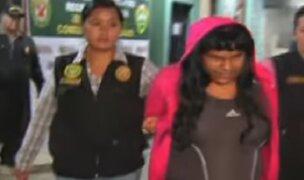 Rímac: policía captura a mujer que tenía en su poder monedas falsas