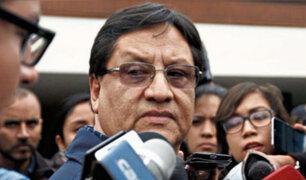 Reacciones tras reincorporación de Carlos Moreno al sistema de Salud