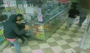 Ancón: delincuentes acuchillan a joven para robarle su celular