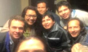 Periodistas peruanos fueron detenidos en aeropuerto de Venezuela