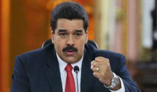 Venezuela: Parlamento aprobó juicio político contra Nicolás Maduro